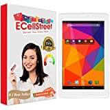 ECellStreet Tempered Glass Toughened Glass Screen Protector For Lenovo Tab3 7 Essential