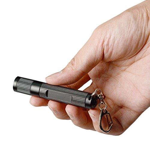WOLFTEETH 365nm Haustiere Ultraviolet Urin-Detektor, UV Schwarzlicht -Taschenlampe, drei Licht-Modi 406401