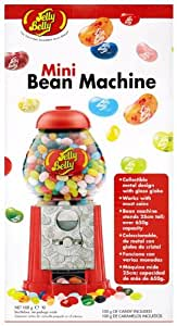Jelly Belly - Caramelos surtidos en mini maquina expendedora Jelly Bell