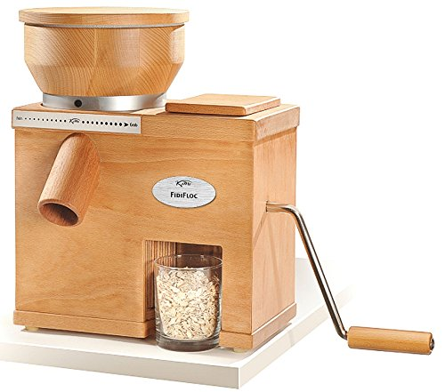 Komo Fidifloc 21 Grain Mill And Flaker