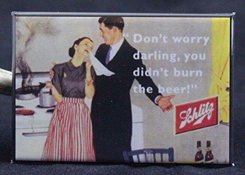 vintage beer fridge - 4