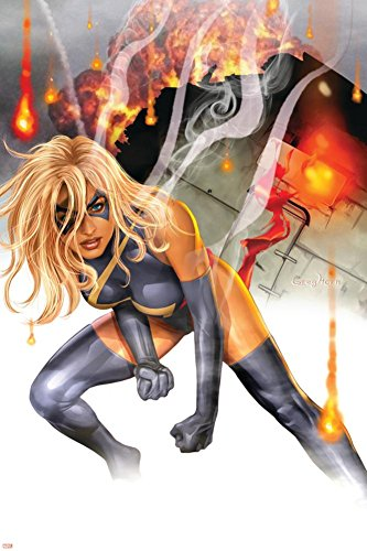 Ms. Marvel No.27 Cover: Ms. Marvel Poster