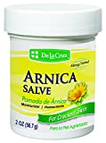 arnica De La Cruz Arnica Salve/Pomade Treatment, 2 Ounce