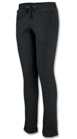 b43f1bcaf3 Joma - Pantalon Largo con Bolsillo Invictus Negro para Mujer  Amazon.es   Deportes y aire libre