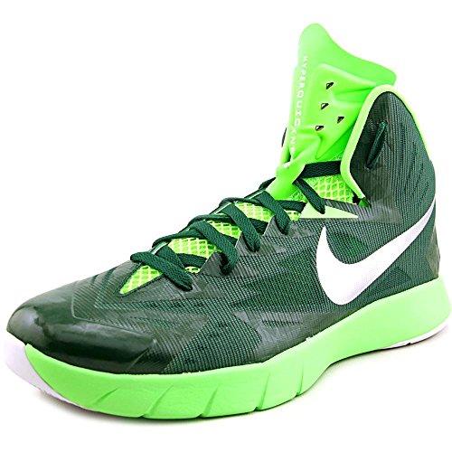 Nike Lunar Hyperquickness Mens Basketball Shoes Sneakers Grn Sz (Grn Mens Sneakers)