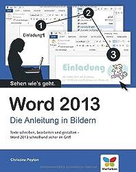 Word 2013: Die Anleitung in Bildern