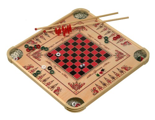 carrom foosball table assembly instructions