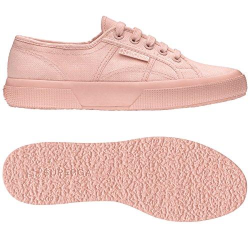 Superga Classic Pink Skin Adulto Sneakers 2750 Total Unisex Cotu rrxqFw6S