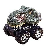 Vicbovo Pull Back Dinosaur Cars Toys Christmas Birthdays Gifts Toys for 2-9 Year Old Boys Dinosaur...