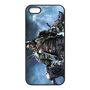 Custom The Terminator Back Cover Case for iphone 5,5S JN5S-1523