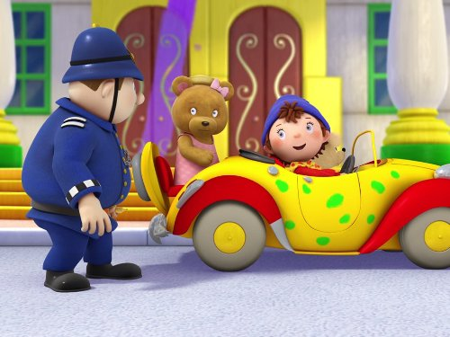Noddy and the magic paintbrush/Giant jelly