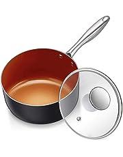 Amazon Com Sauciers Cookware Home Amp Kitchen