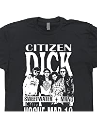 Citizen Dick T Shirts Poster Pumpkins Punk Rock Band Smashing Nirvana Shirtmandude