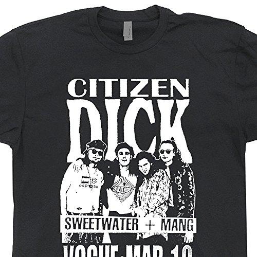 Shirts Band Xxl (XXL - Citizen 90s Band T Shirt Movie Poster Shirts Fake Band Tshirt Vintage 80s Rock Concert Grunge Seattle)