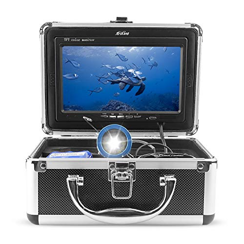7 Inch Tft Underwater Fishing Camera - 4