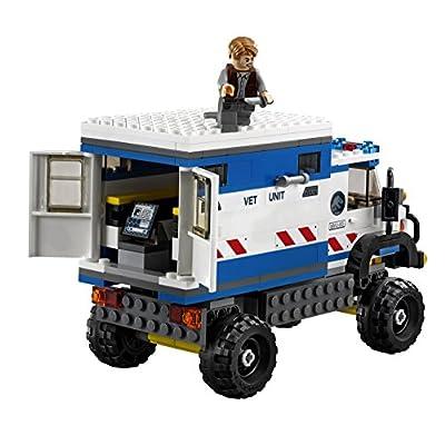 Lego Jurassic World Raptor Rampage 75917 Building Kit: Toys & Games