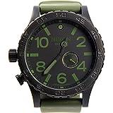 NIXON Men's NXA0581042 Tide Phase Display Sub-Dial Watch