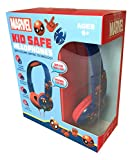 Marvel Spider-Man Kid Safe Headphones