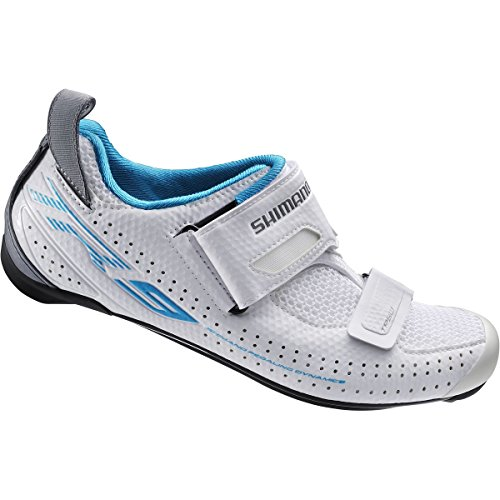 SHIMANO SH-TR9 Cycling Shoe - Women's White; 41