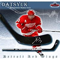 Pavel Datsyuk Autographed Stick - Reebok Model - Autographed NHL Sticks photo