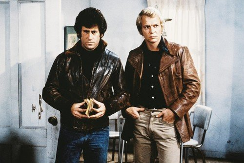 Starsky and Hutch 24x36 Poster David Soul Paul Michael Glaser in ()