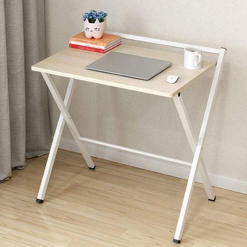 Alppq Ordenador de escritorio Escritorio plegable Mesa de oficina ...