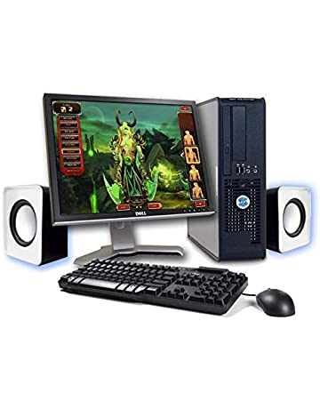 Fine Desktop Pc Store Desktop Computers Range Amazon Uk Home Interior And Landscaping Palasignezvosmurscom