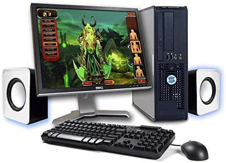 Windows 10 Dell Gaming Ready PC Set