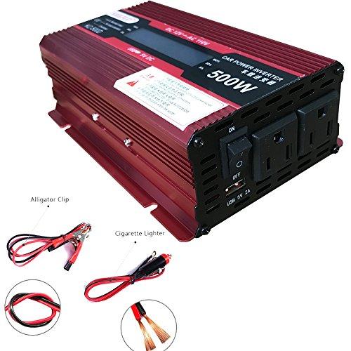 Ac 500w Power Inverter - 6