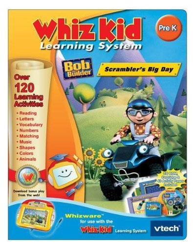 VTech - Whiz Kid CD - Bob The Builder ()