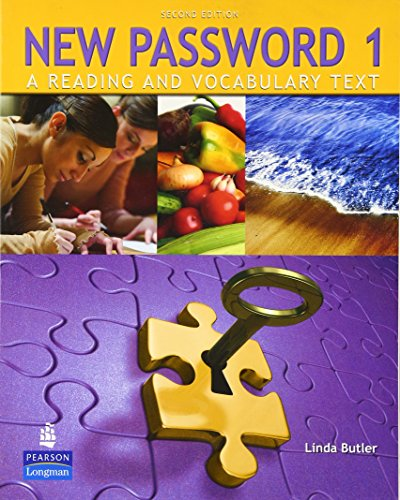 New Password 1: A Reading and Vocabulary Text (without MP3 Audio CD-ROM) (New Password 1)