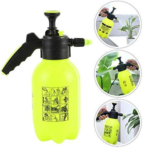 acc - Botella de Agua portátil con pulverizador de presión para jardín (2 L): Amazon.es: Jardín