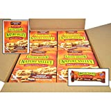 General Mills Nature Valley Sweet and Salty Almond Nut Granola Snack Bar, 1.2 Ounce - 128 per case.