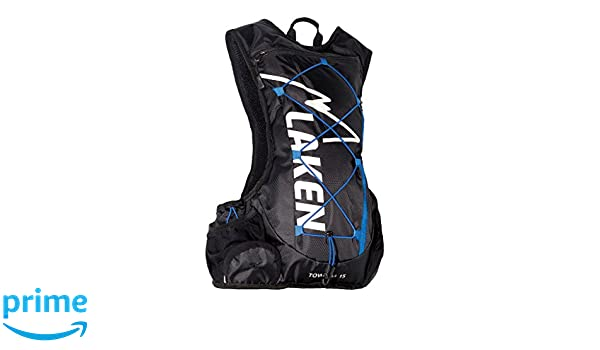 Amazon.com : Laken Rider Hydration Towada Backpack, Black, 15L : Sports & Outdoors