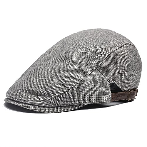 doublebulls hats Flat IVY Cap Men Gentlemens Autumn Winter Plain Jeff Driving Caps multicolored