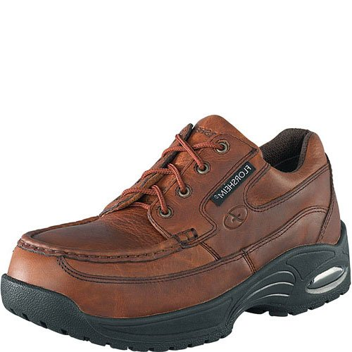 Florsheim Work Men's FS2430 Work Boot,Brown,9.5 3E US by Florsheim