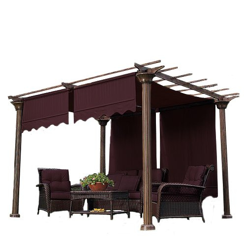 Universal Replacement Pergola Canopy II – Nutmeg Review
