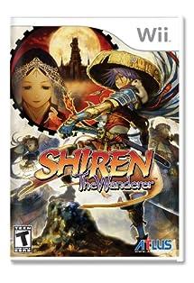 Shiren The Wanderer - Nintendo Wii