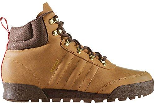 adidas Men's Jake Boot 2.0: High Top (Mesa/Brown/Gum, Size 12) Adidas Mens Edge Top