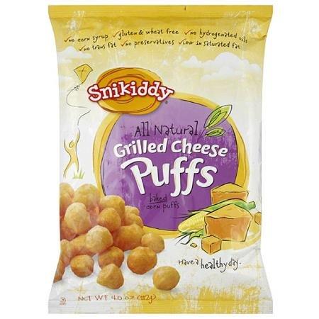 snikiddy cheese puffs
