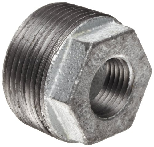 Galvanized Hex Bushing - 6