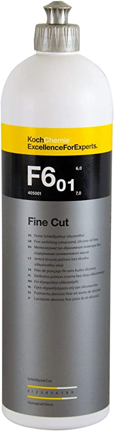 Koch Chemie Feinschleifpaste Fine Cut F6 01 Auto