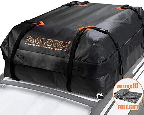 Rooftop Cargo Bag Waterproof Excellent product image
