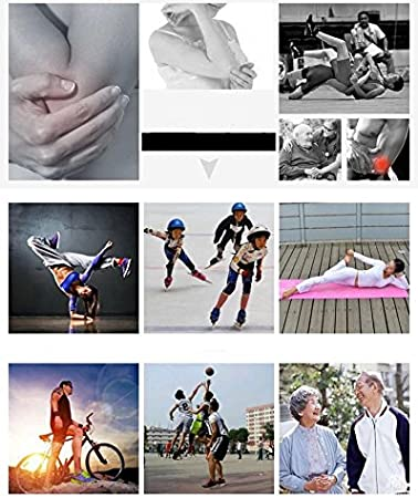 MINILUJIA Children Elbow Brace Cover Tight Non-Falling Sponge Sleeves Breathable Flexible Elastic Kid Elbow Support Protector Pad 2PCS//Pair