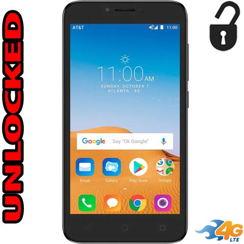 Alcatel Tetra 4G LTE Unlocked 5041C 5 inch 16GB Usa for sale  Delivered anywhere in USA