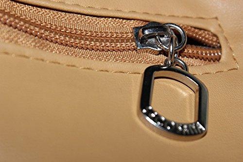 Home Comforts LAMINATED POSTER Pocket Bag Metal Zipper Leath
