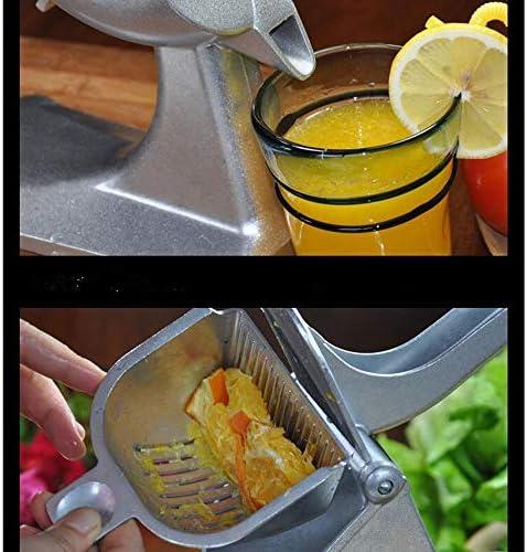 CreativoMini multifuncional Exprimidor de limón Exprimidor de frutas Exprimidor de limón Exprimidor manual
