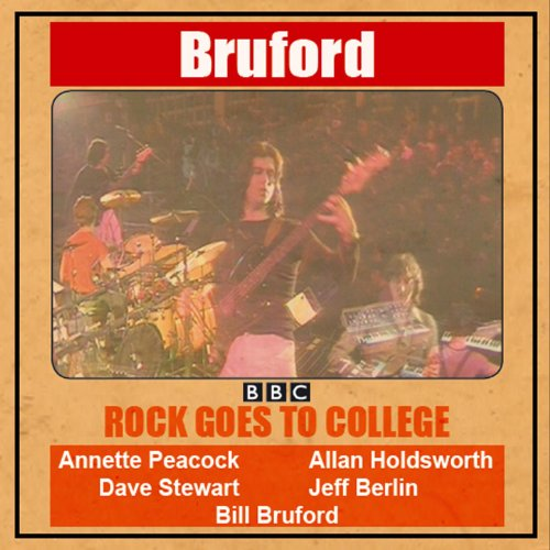 Rock Goes College Bruford product image