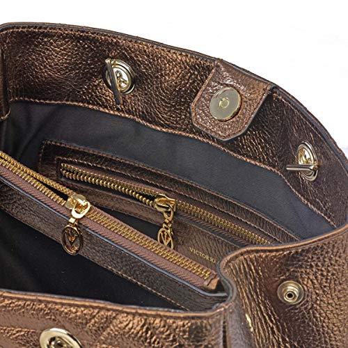 De Bolso Mujer Victorio 10951 Cobre Shoppin Lucchino Y pw88xO