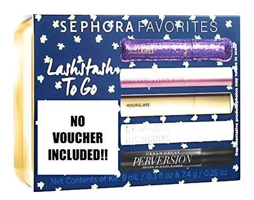 989390f1987 Sephora Favorites Lashstash To Go Five Mini Mascara for sale Delivered  anywhere in USA